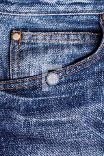 close up of a jeans