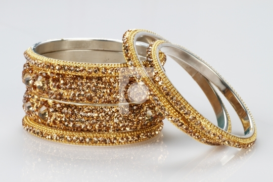 Traditional Indian Bangles Jewellery Free Photo