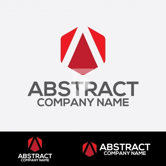Abstract A Letter FREE Logo - Readymade Design