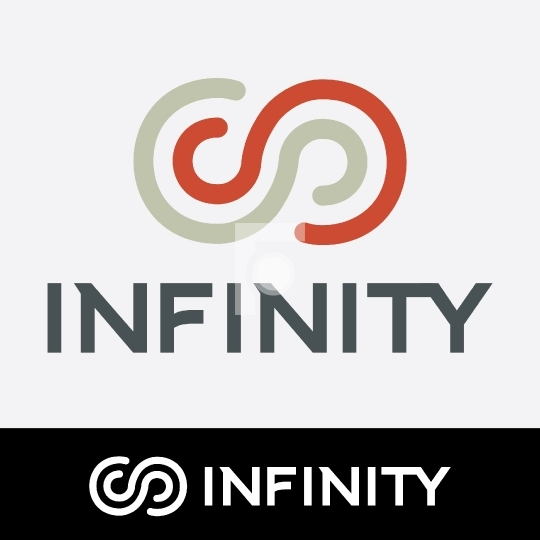 Infinity Logo - Readymade Logo for Startup